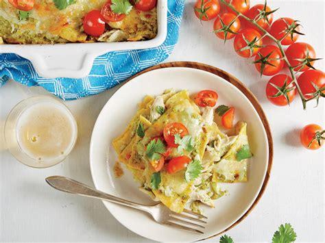 cooking light enchilada casserole chicken enchilada casserole 87 healthy casseroles