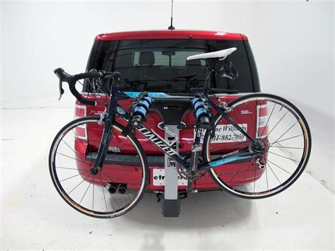 ford flex thule apex 4 bike rack for 1 1 4 quot and 2 quot hitches