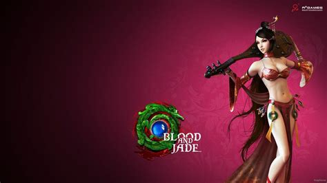 blood and jade asian fantasy mmo rpg action fighting gods