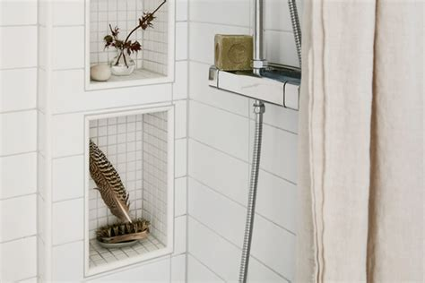 vintage bathroom storage ideas bright apartments with charm in swedish house design