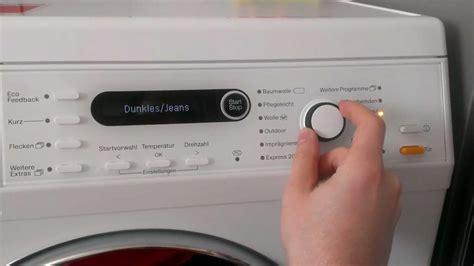 Miele Waschmaschine W 5873 2421 miele w 5873 wps edition 111
