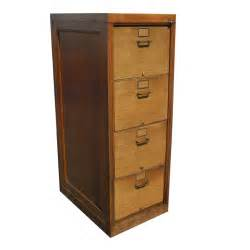 office furniture file cabinets 56 5 quot vintage industrial age wood filing cabinet