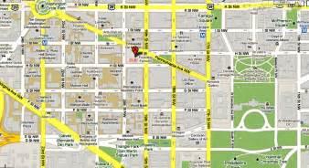 Washington Dc Street Map by Washington Dc Street Map Images