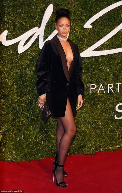 Fashion Awardsthe After by Rihanna Is Practically At The Fashion Awards