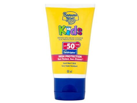 banana boat sunscreen tesco 10 best sunscreens for babies the independent