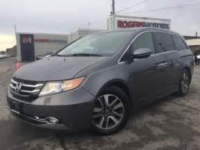2014 Honda Odyssey Information 2014 Honda Odyssey Touring Navi 8 Pass Oakville