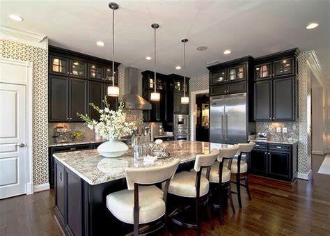 kitchens ideas pictures 24 beautiful granite countertop kitchen ideas