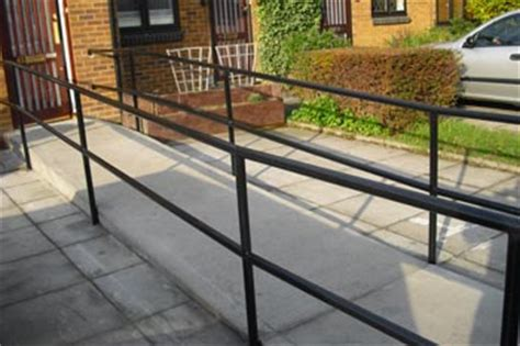 Disabled Handrails Disabled Handrail Fabrication Arc Fabrications