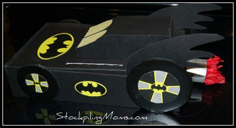batman valentines day box batman exchange box