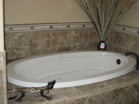 Bathroom Tile Gallery by Copper Canyon Homes View Photo Whirlpool With Tile