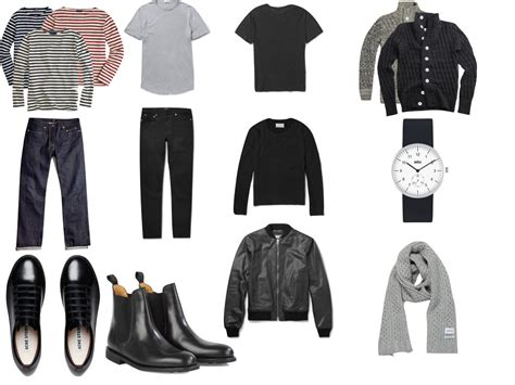 Minimalist Wardrobe Mens by Minimalist Wardrobe Capsule Search