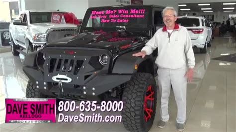 Jeep Wrangler Sweepstakes 2017 - 2017 jeep wrangler giveaway winner dave smith blog
