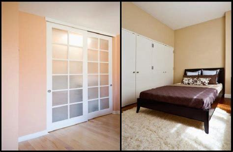 how to make a small master bedroom look bigger french