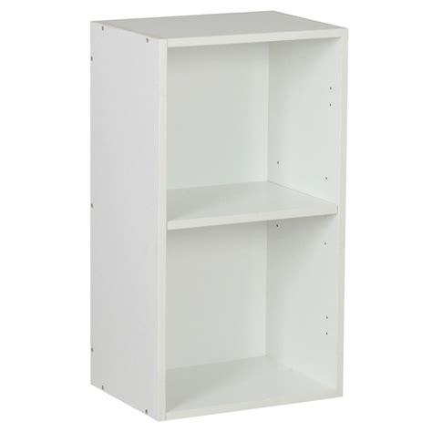 kitset kitchen cabinets kaboodle kitset 400mm wall carcase white bunnings warehouse