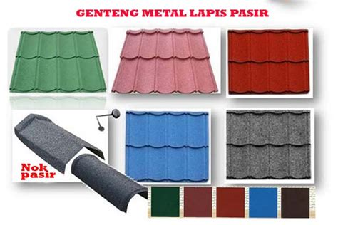 Seng Multiroof genteng metal multiroof roof surya roof sky roof jual home design idea