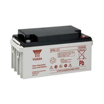 Batrey Yuasa Np 65 12 yuasa np series yuasa np65 12l vxi power
