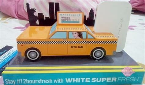 Maybelline White Superfresh Two Way Cake uber and maybelline new york s white fresh team up
