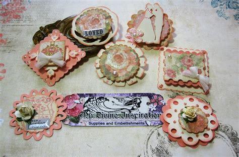 Handmade Embellishments - baby 2 handmade scrapbook embellishments paper