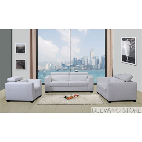 white living room furniture sets modern house