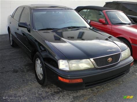 1995 toyota avalon interior 1995 black toyota avalon xls 62596814 gtcarlot