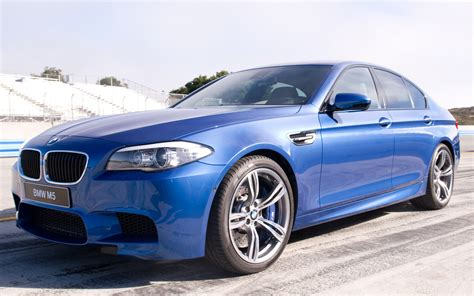 Bmw M5 New by New Bmw M5 Front Three Quarter Photo 7