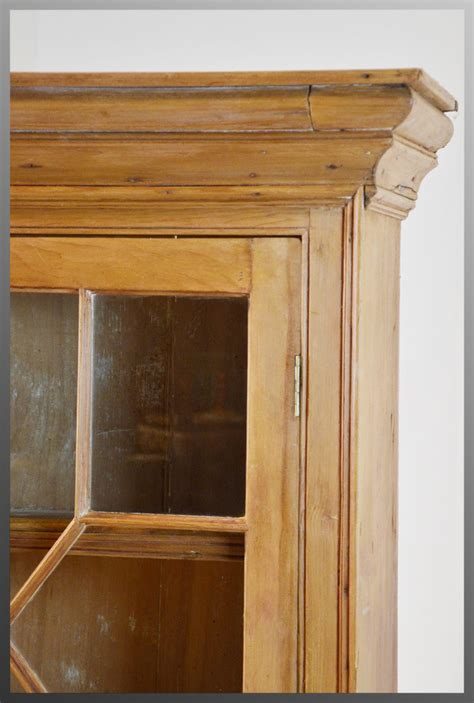 antique pine tv cabinet antique pine bookcase display wall cabinet antiques atlas