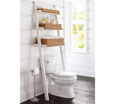 bathroom shelving over the toilet the 25 best over toilet storage ideas on pinterest bathroom towel storage bathroom