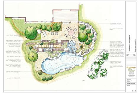 pool plans natural pool ambler design