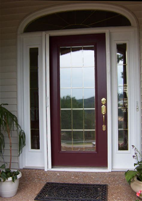 Retractable Screen Front Door How Much Does A Retractable Screen Door Cost