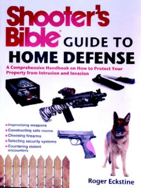 practical guide to basics of home defense thegunmag