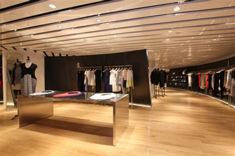 Interior Lighting Stores Lighting Stores Luxury Clothing Store Interior Design
