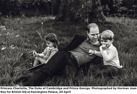 The Black And The White Prince 05 Newrelease Freesul what kate s wore new family photos with george in gq