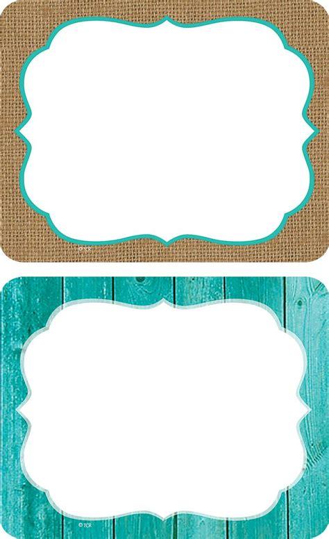 printable decorative name tags name tag design ideas