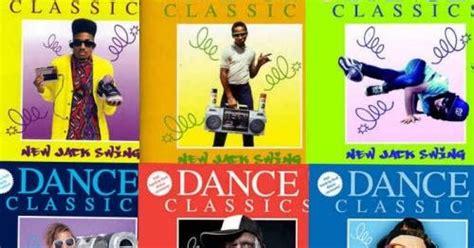 dance classics new jack swing mister funk lp and cd va dance classics new jack swing