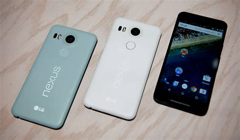 Lg Nexus 5x and lg s 5x is the nexus for the rest of us