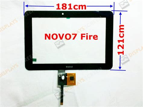 Lcd Screen Replacement For Ainol Novo 8 Discover 69cvce original ainol novo7 7 novo 7 lcd touch screen digitizer panel replacement for