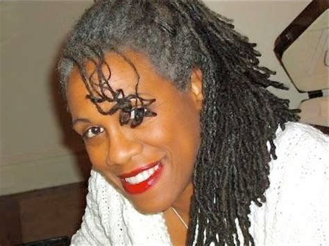 sisterlocks with streaks because each strand of hair is colored by its own pigment