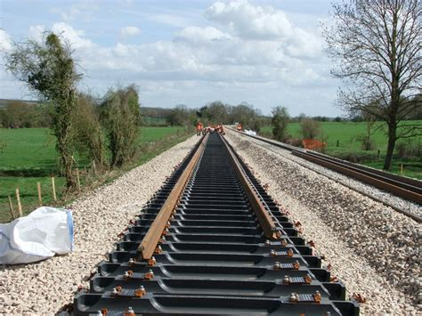 Sleepers Of Railway Track by Railway Sleeper Lankhorst Mouldings Projects