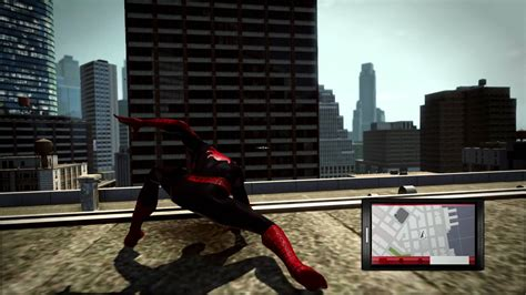 x mod game on pc ultimate spiderman man suit mod for amazing spiderman pc