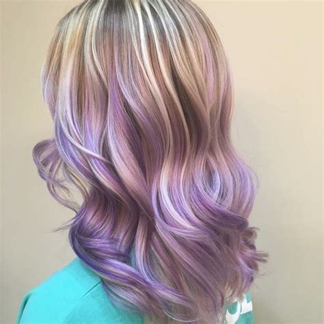 hairstyles blonde and purple blonde and purple hairstyles fade haircut