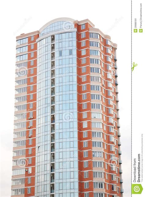 2 Story Modern House Plans multi storey building stock image image of development