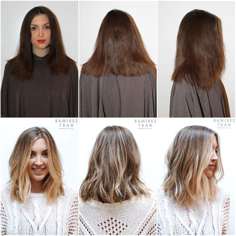 brown hair to blonde hair transformations absolutely love this cut and color ashy light brown with