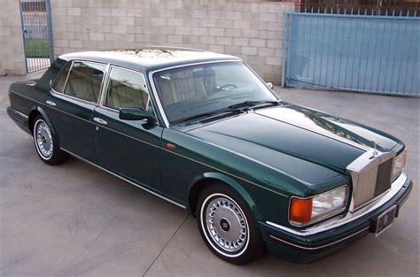 rolls royce silver spur rolls royce silver spur lauderdale edition vcx59545