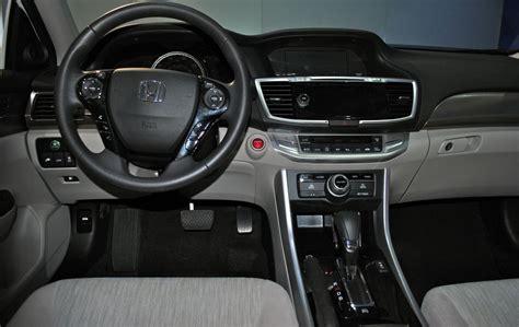 2014 Honda Accord Sport Interior by 2012 La 2014 Honda Accord In Hybrid Interior
