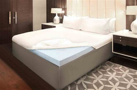 Mattress Topper Size by Size Memory Foam Mattress Topper