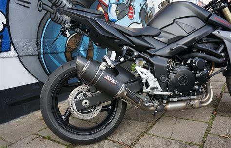 Suzuki Motorrad Händler Magdeburg by Umgebautes Motorrad Suzuki Gsr 750 Motorradhaus