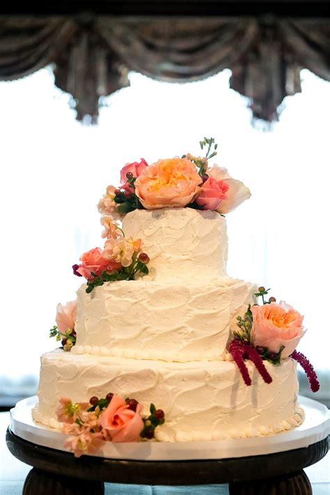 Round Wedding Cakes Fall Flower / recipesvideo.info