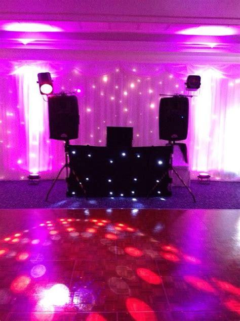 childrens disco lights bedroom kids parties school discos warwickshire mobile dj