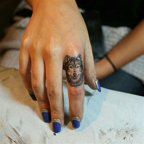 Lion Finger Tattoo Tumblr | 15 animal tattoo ideas for female pretty designs