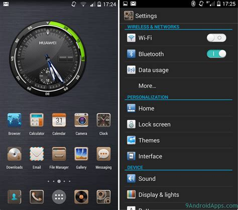 Android Themes Huawei Ascend | paid cm11 huawei ascend p6 theme v1 0 3 apk